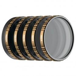 Нейтральні фільтри PolarPro ND4, ND8, ND16, ND32, ND64 для DJI OSMO Action