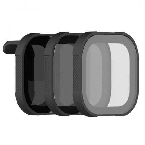Нейтральні фільтри PolarPro ND8, ND16, ND32 для GoPro HERO8 Black